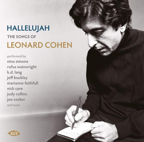Hallelujah: The Songs Of Leonard Cohen (CD)