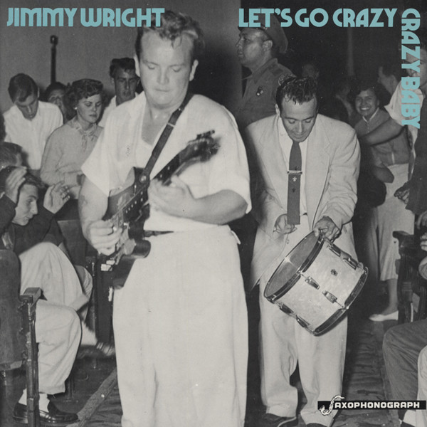 Let's Go Crazy Baby (1953-56)