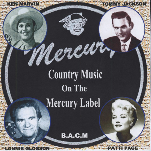 The Mercury Label