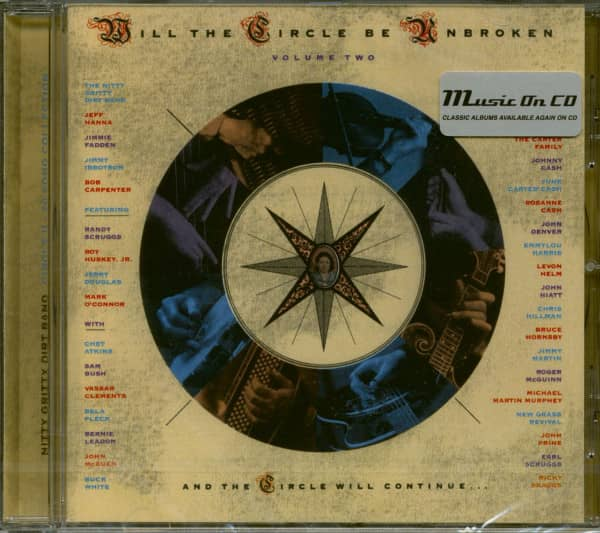 Will The Circle Be Unbroken Vol.2 (CD)