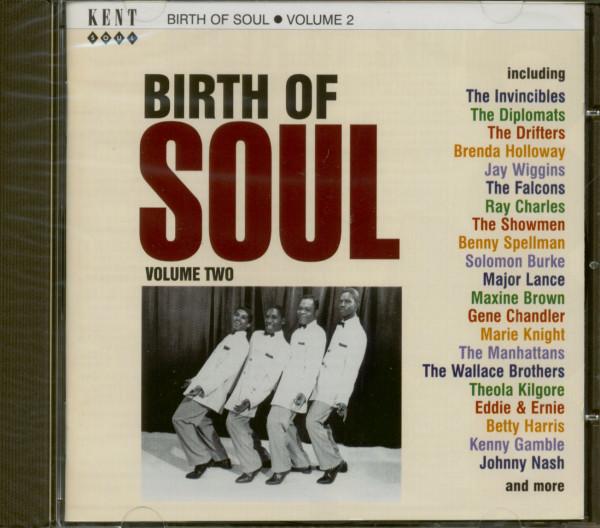 Birth Of Soul Vol.2 (CD)