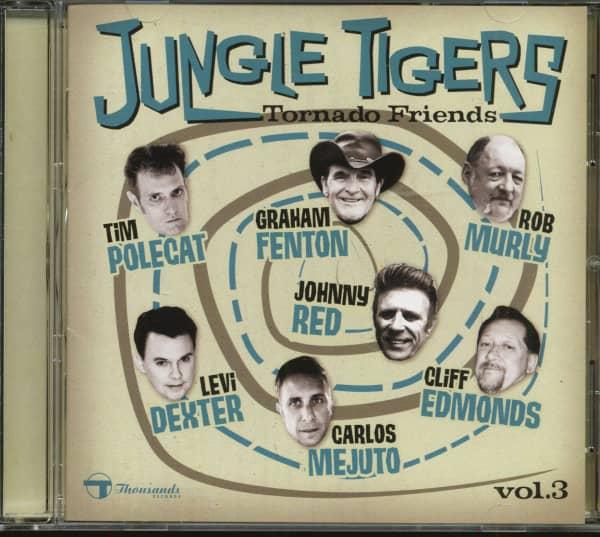 Tornado Friends, Vol.3 (CD)