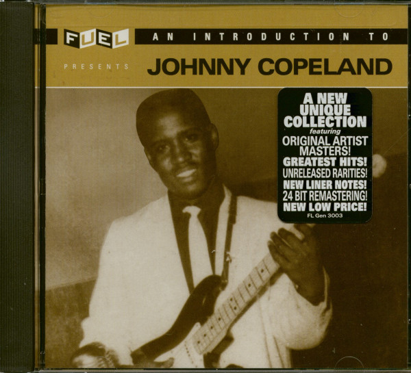 An Introduction To Johnny Copeland (CD)