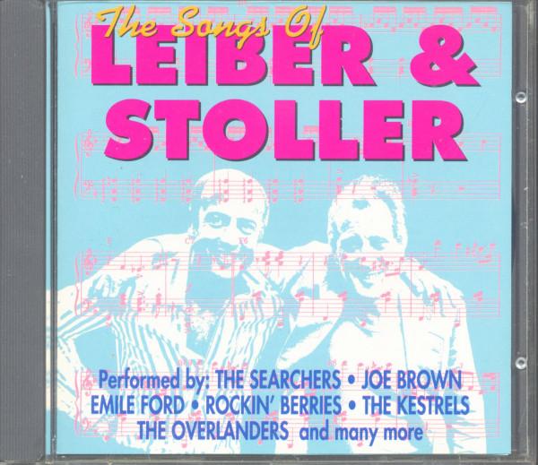 The Songs Of Leiber & Stoller (CD)