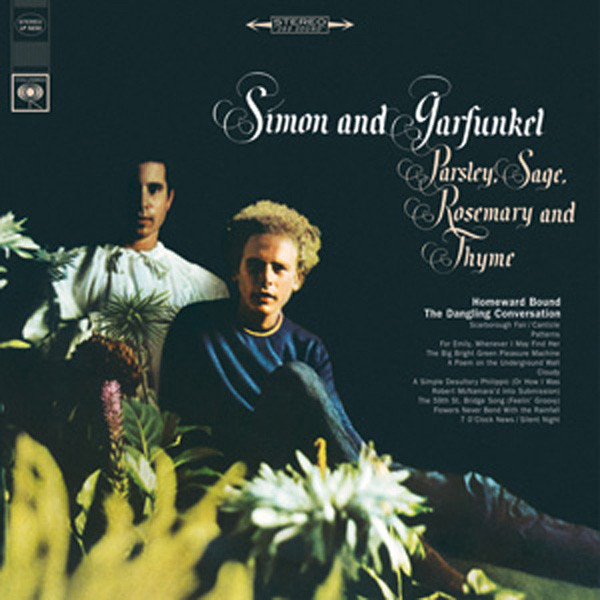 Parsley, Sage, Rosemary & Thyme 180g vinyl