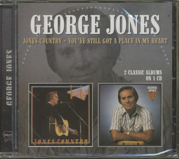 Jones Country - You've Still Got A Place (CD)