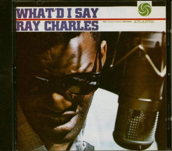 What'd I Say (CD)