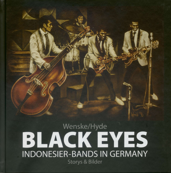 Black Eyes - Indonesier-Bands in Germany