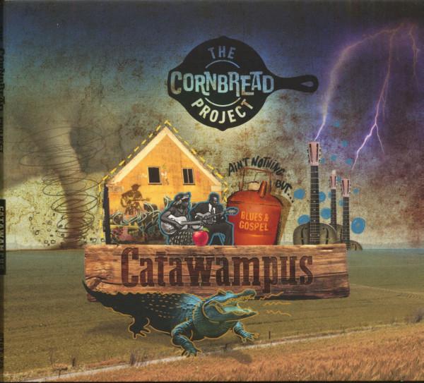 Catawampus (CD)