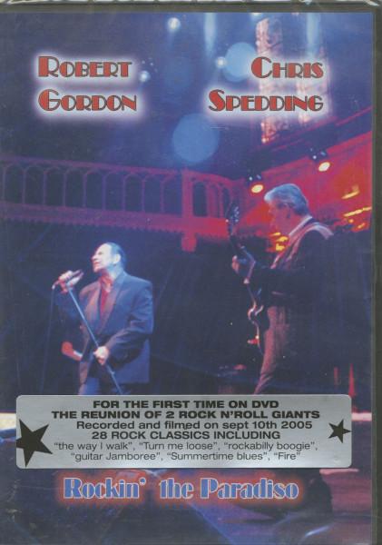 Rockin' The Paradiso (DVD)