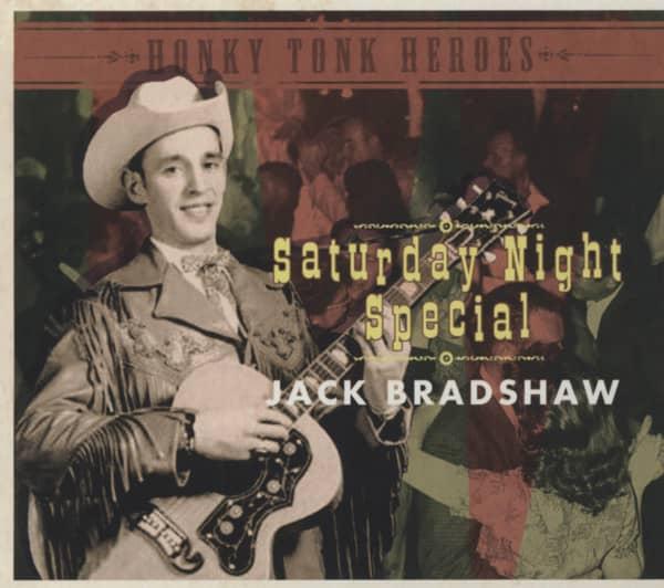 Saturday Night Special - Honky Tonk Heroes