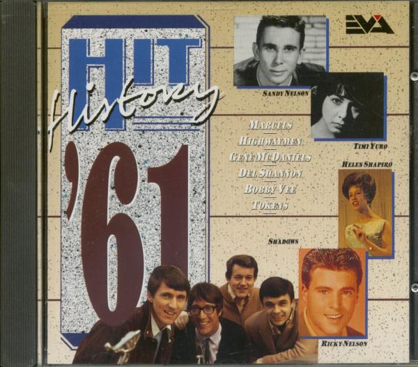 Hit History - 1961 (CD)