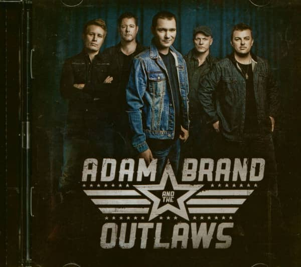 Adam Brand & The Outlaws (CD-Album)