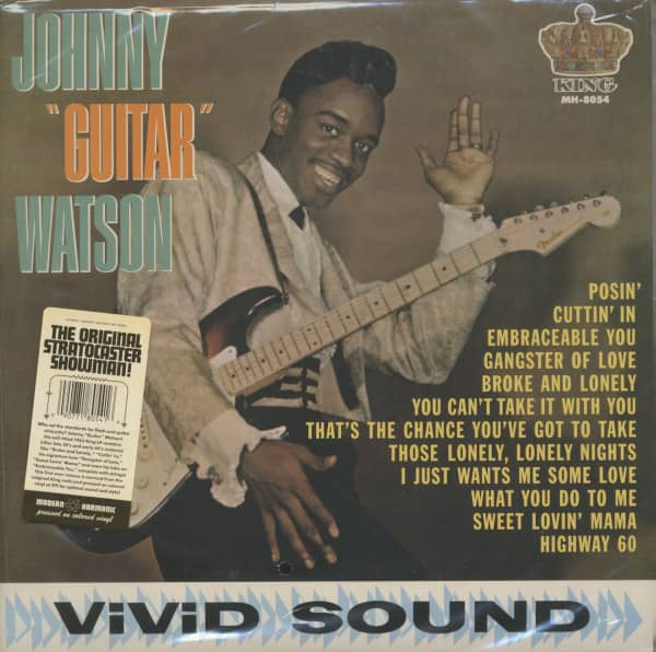 Johnny 'Guitar' Watson (LP)