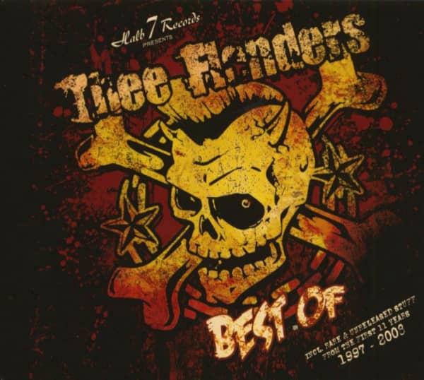 Best of 1997-2008 (CD)