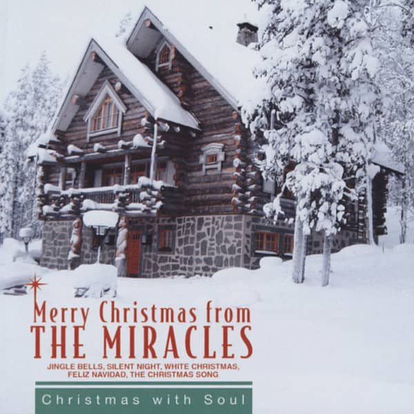Merry (Soulful) Christmas From The Miracles