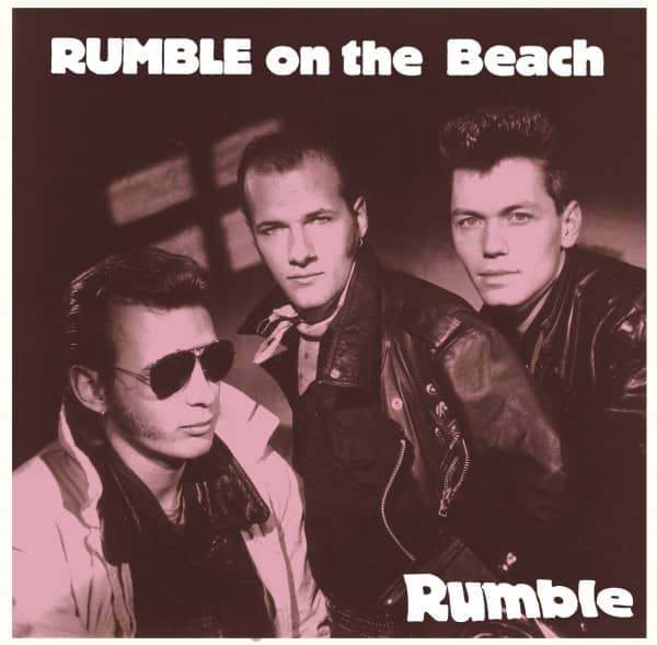 Rumble - Purple Vinyl (LP, 10inch, Ltd.)