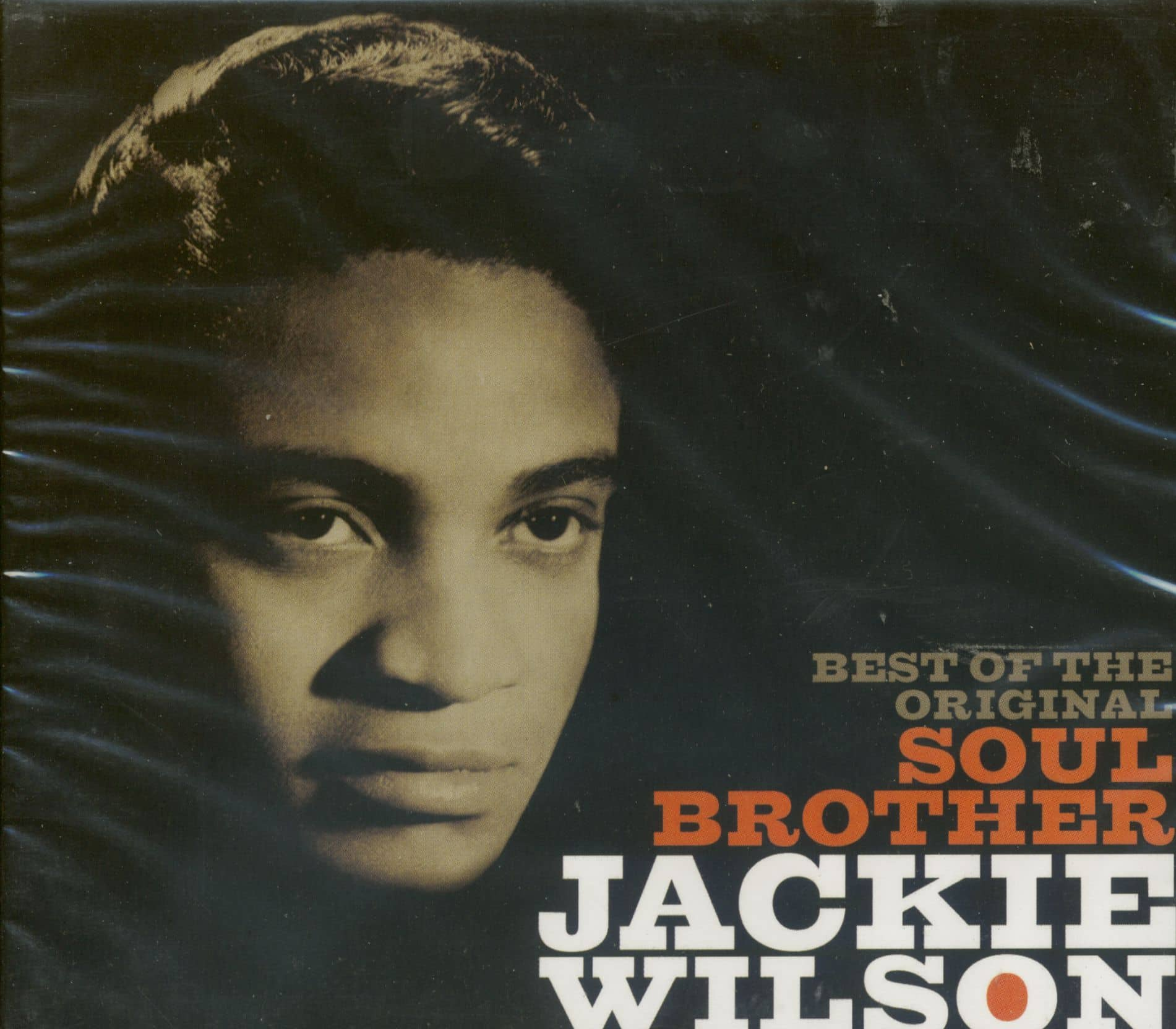 Jackie Wilson CD: Best Of The Original Soul Brother (2-CD) - Bear Family Records