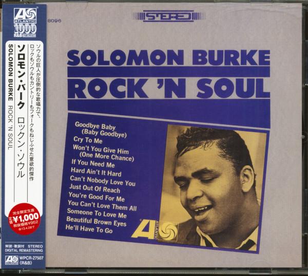 Rock'n Soul (CD, Japan)