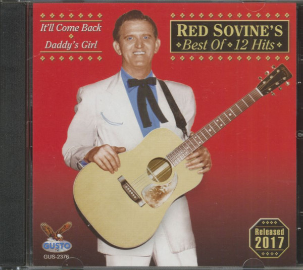 Red Sovine's Best Of - 12 Hits (CD)