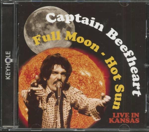 Full Moon-Hot Sun - Live In Kansas (CD)