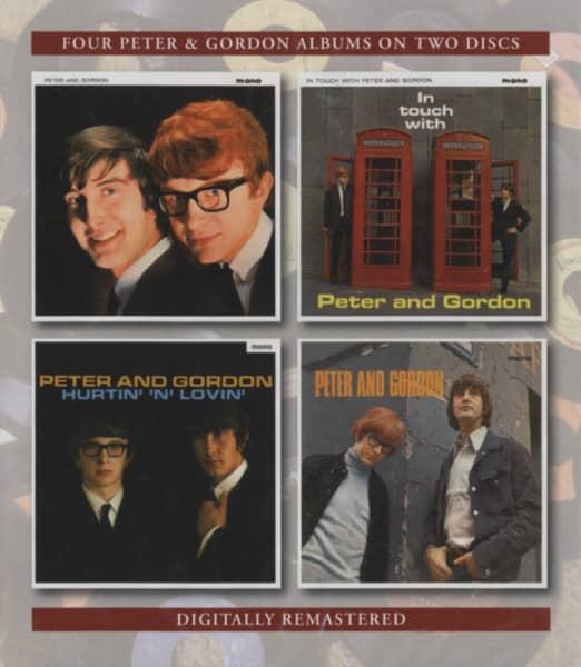 Four Peter & Gordon Albums (2-CD)