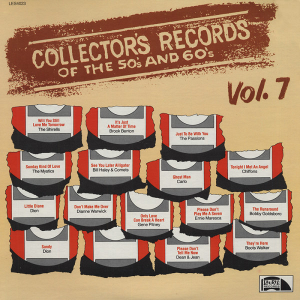 Collector's Records Of The 50s & 60s Vol.7