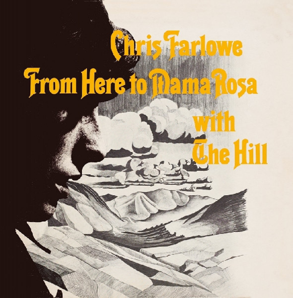 From Here To Mama Rosa With The Hill (CD)