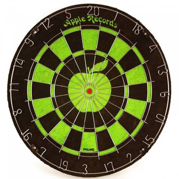 Dartboard - Apple Records - Limited Edition