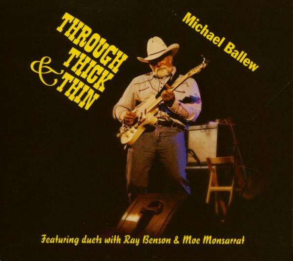 Through Thick & Thin (CD)