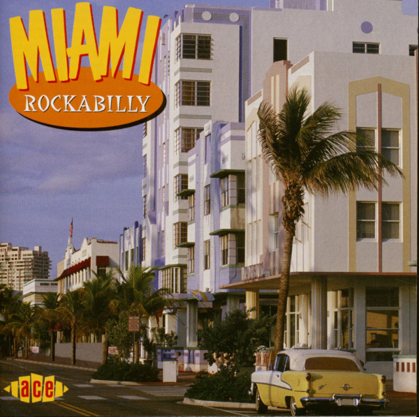 Miami Rockabilly (CD)