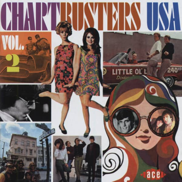 Vol.2, Chartbusters