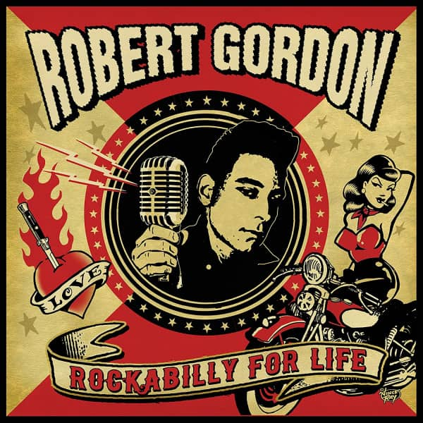 Rockabilly For Life (CD)