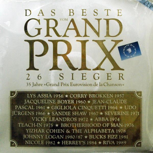 Das Beste Vom Grand Prix - 26 Sieger 1956-89 (2-LP)
