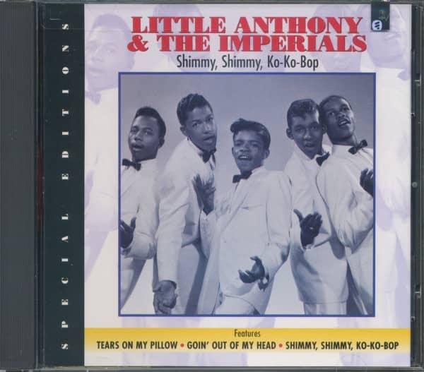 Shimmy, Shimmy, Ko-Ko-Bop (CD)