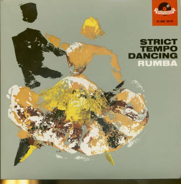 Strict Tempo Dancing - Rumba (7inch, 45rpm, EP, PS)