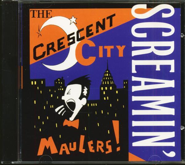 Screamin' (CD)