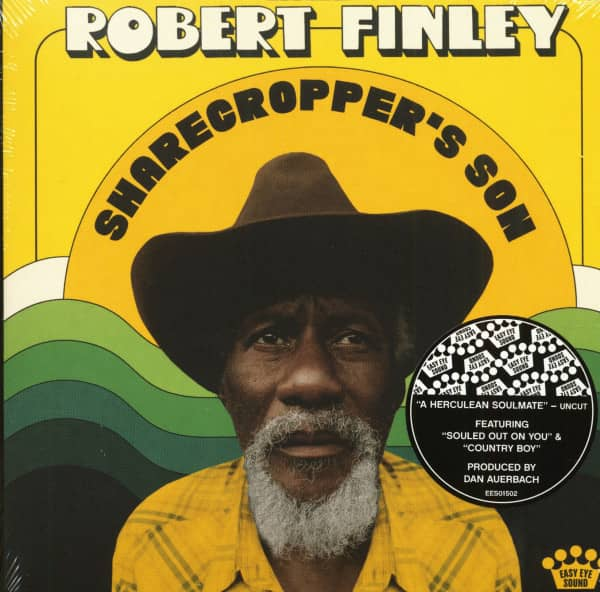 Sharecropper's Son (CD)