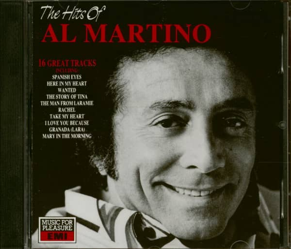 The Hits Of Al Martino (CD)