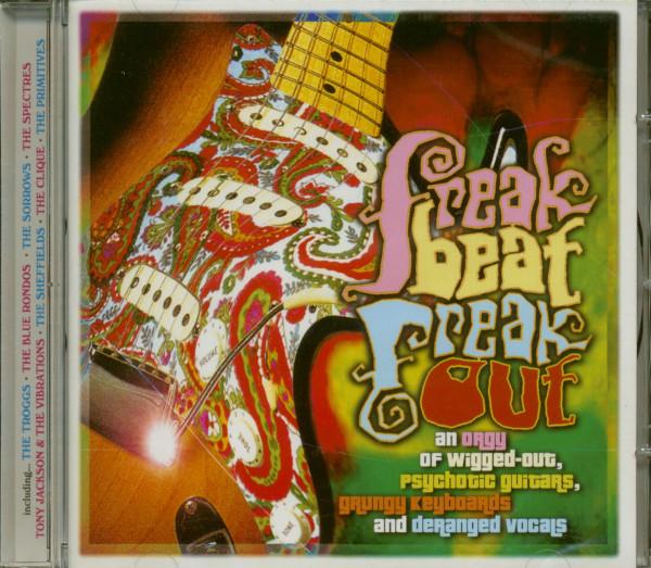 Freak Beat Freak Out (CD)