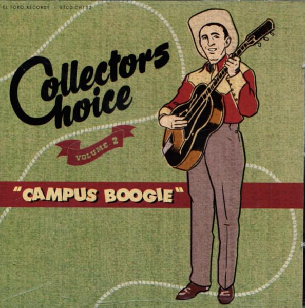 Campus Boogie - 1940 - 50s Hillbilly & Rockabil