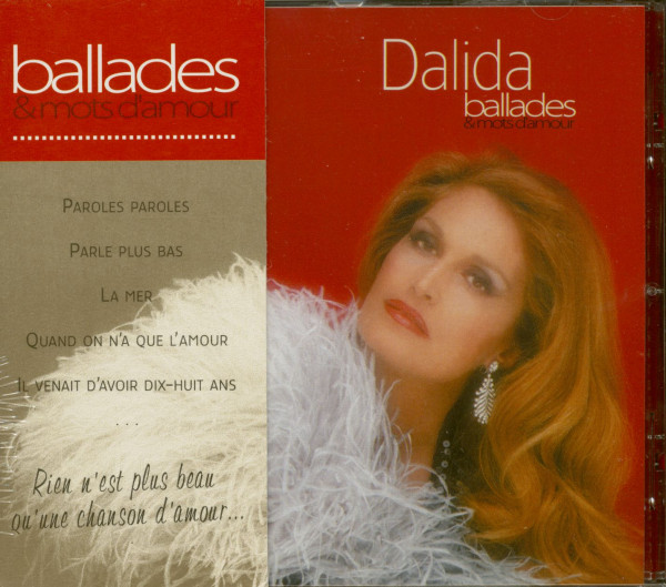 Ballades & Most D'amour(CD)