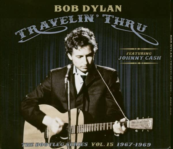 Travelin' Thru - The Bootleg Series Vol.15 1967-1969 Featuring Johnny Cash (3-CD)