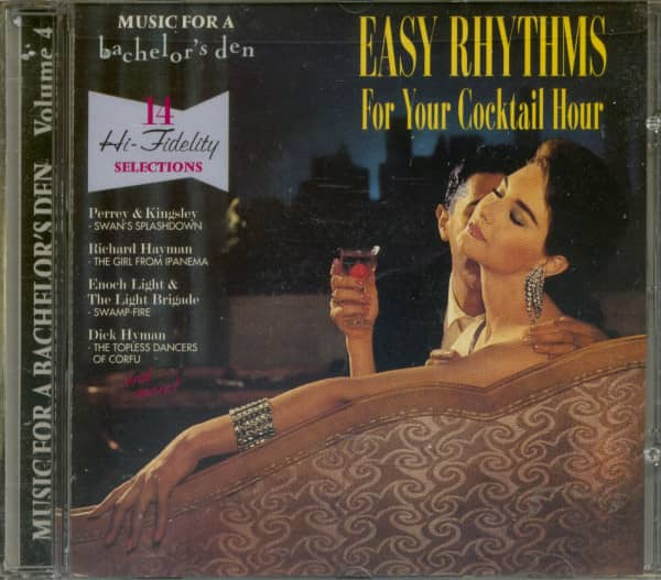 Easy Rhythms For Your Cocktails - Cut Out (CD)