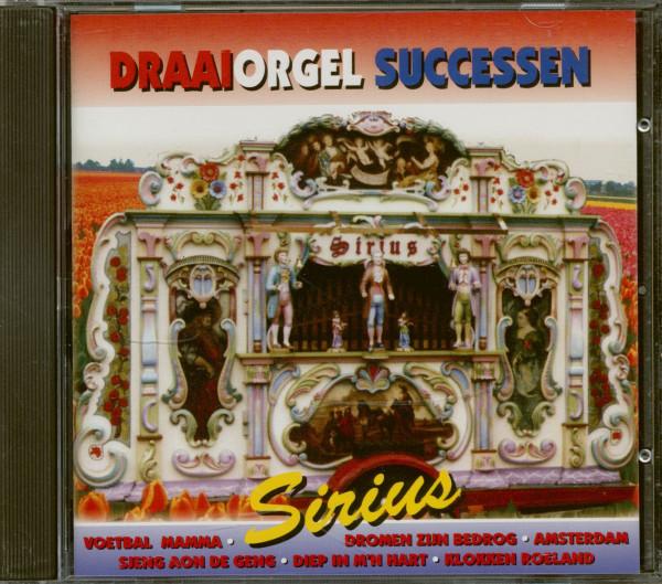 Draaiorgel Successen - Sirius (CD)