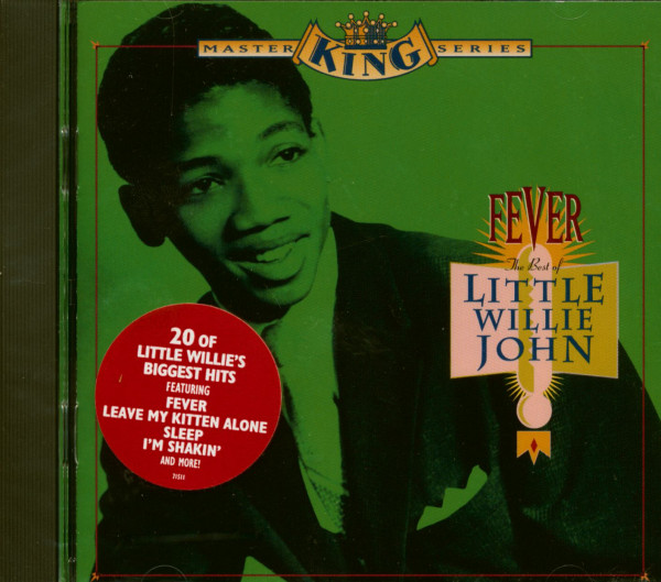 Fever - The Best Of Little Willie John (CD)