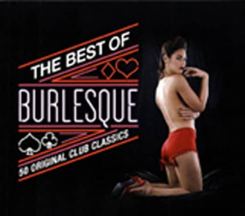 Best Of Burlesque (2-CD) 50 Club Classics