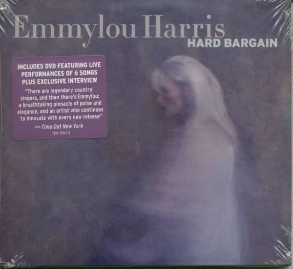 Hard Bargain - Deluxe CD&DVD