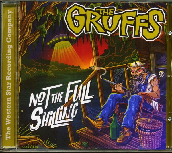 Not The Full Shilling (CD)