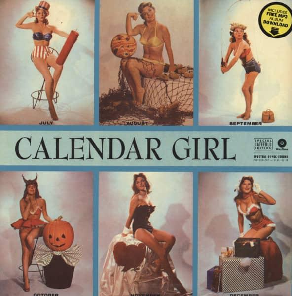 Calendar Girl - 1956 Limited Edition (180g)